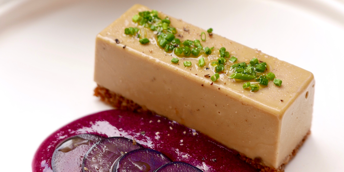 Foie Gras Mousse of HERITAGE BY MADISON located in Huangpu, Shanghai