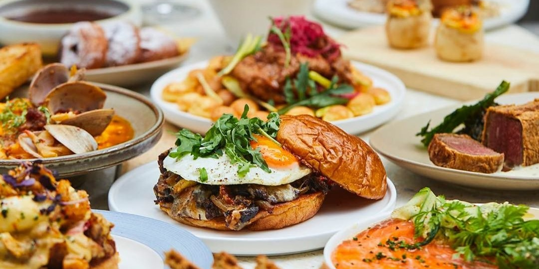 Brunch of HERITAGE BY MADISON located in Huangpu, Shanghai