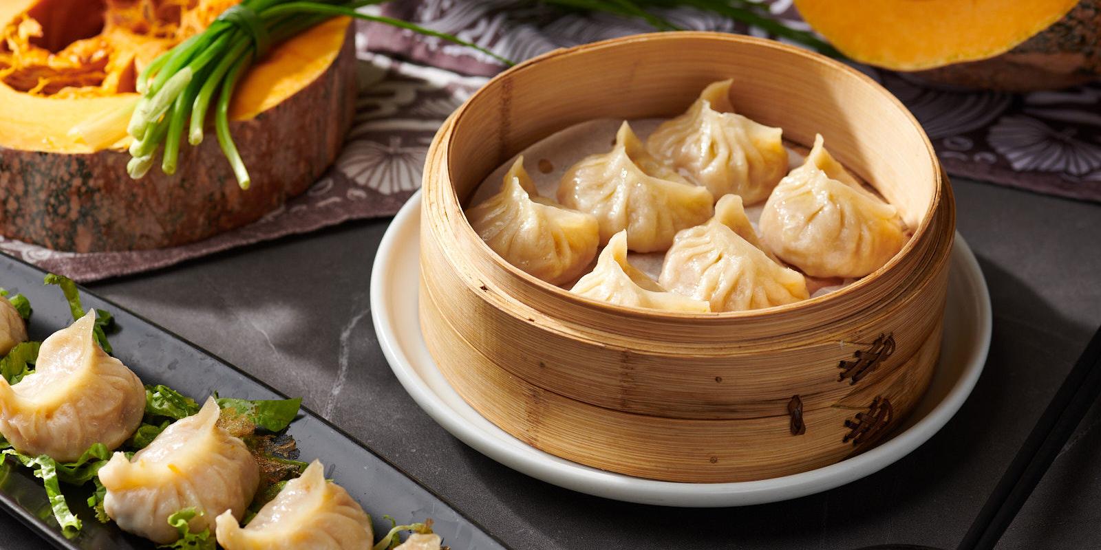 Dumplings of Xibo located on Changshu Lu, Jing