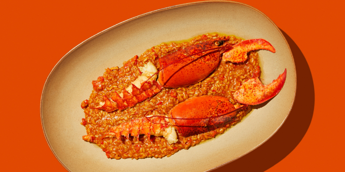 Lobster Risotto of ITALO located in Xuhui District, Shanghai