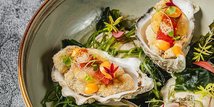 Oysters of CE LA VI located in Huangpu District, Shanghai