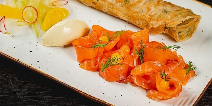 Smoked Salmon of CE LA VI located in Huangpu District, Shanghai
