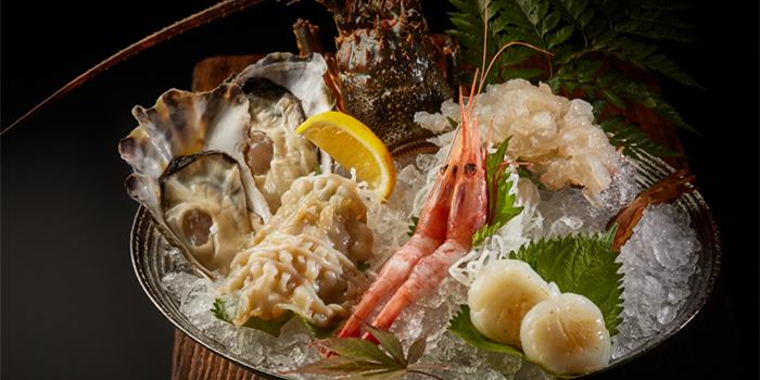 Seafood from Jumbo Seafood (Shanghai L