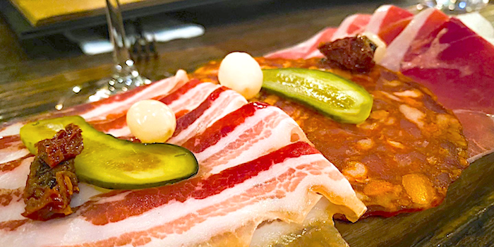 Cold Cuts of Chez JOJO located in Xuhui, Shanghai