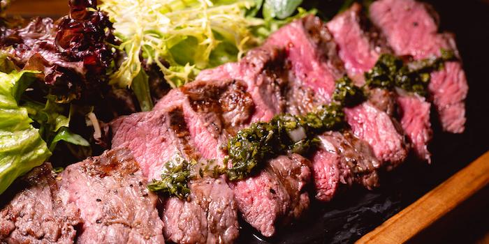 Steak of La Bodeguita Del Sur located in Xuhui District, Shanghai