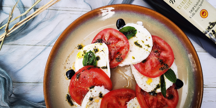 Caprese of Senso Casual Italian Dining located in Changning, Shanghai