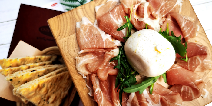 Burrata of Senso Casual Italian Dining located in Changning, Shanghai