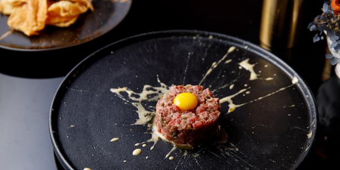 Beef Tartare of Large Eight Lounge & Restaurant