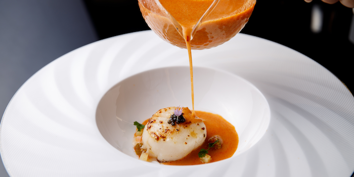 Scallop of Large Eight Lounge & Restaurant