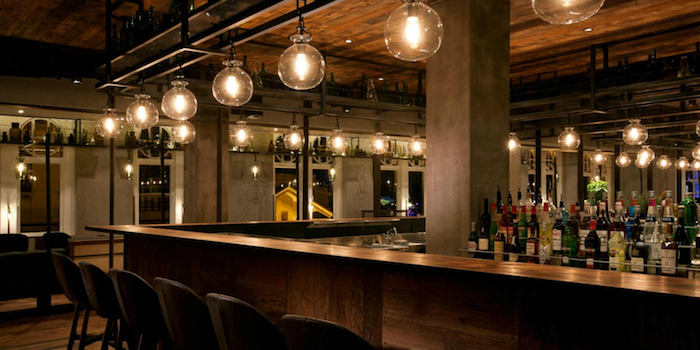 Bar of Mercato by Jean-Georges located in Huangpu District, Shanghai