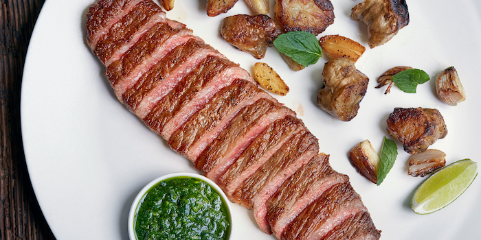 Steak of Mercato by Jean-Georges located in Huangpu District, Shanghai