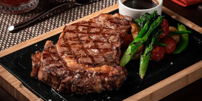Steak of The Apartment located in Huangpu District, Shanghai